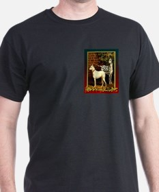 Dalmation and Bull-terrier Ha T-Shirt