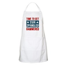 Star Spangled Hammered Apron