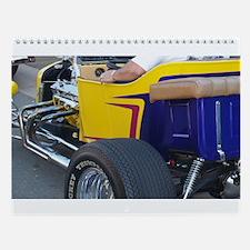 #1 Hot Rod Wall Calendar