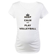 KEEP CALM AND PLAY VOLLEYBALL Shirt