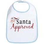 Santa Approved Bib