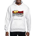 Suck My Balls Hooded Sweatshirt