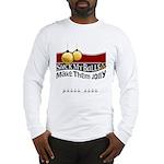 Suck My Balls Long Sleeve T-Shirt
