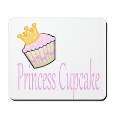 Princess Cupcake Mousepad