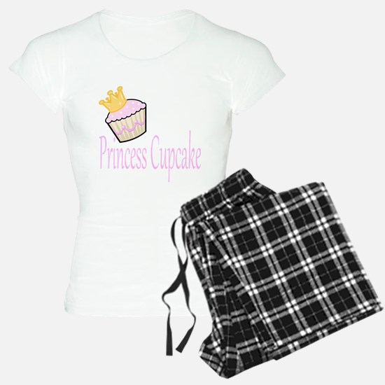Princess Cupcake Pajamas