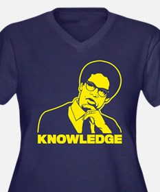 Sowell Knowledge Plus Size T-Shirt