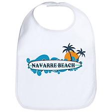 Navarre Beach - Surf Design. Bib