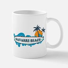 Navarre Beach - Surf Design. Mug