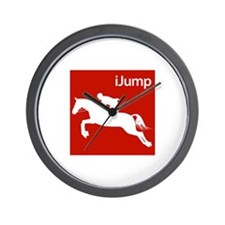 Horsback Riding iJump Silhouette for Equestrians W