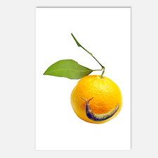 Slug Fruit Postcards (Package of 8)