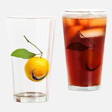 Slug Fruit Drinking Glass