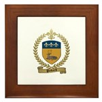 PICKARD Family Crest Framed Tile
