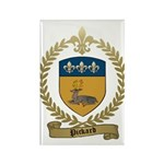 PICKARD Family Crest Rectangle Magnet