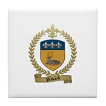 PICKARD Family Crest Tile Coaster