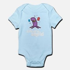 Life of a squid Infant Bodysuit