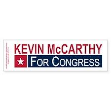 Elect Kevin McCarthy Bumper Sticker