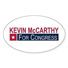 Elect Kevin McCarthy Decal