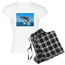 dolphins playing Pajamas