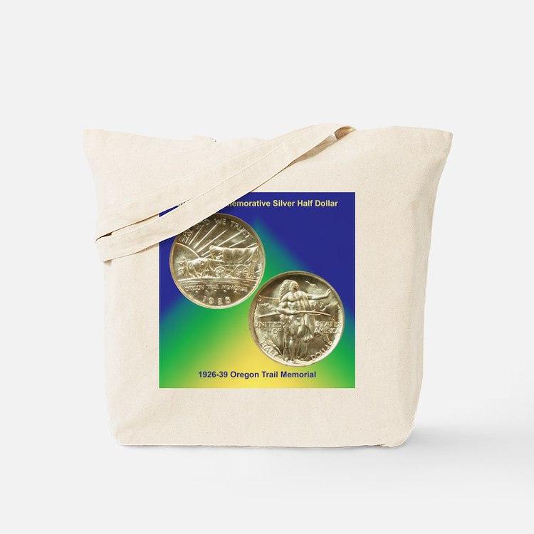 Oregon Trail Coin Tote Bag