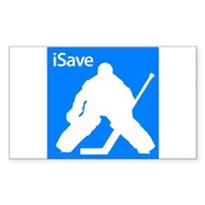 iSave Decal