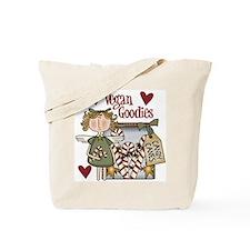 Vegan Goodies Tote Bag