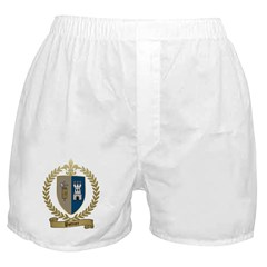 POTTIER Family Crest Boxer Shorts