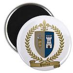 POTTIER Family Crest Magnet