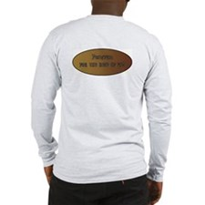 Festivus Head of Household Long Sleeve T-Shirt