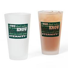 eternity Drinking Glass