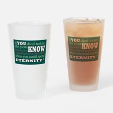 eternity Drinking Glass