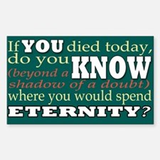 eternity Decal