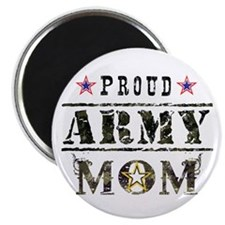 "Army Mom 2.25"" Magnet (10 pack)"