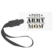 Army Mom Luggage Tag