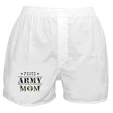 Army Mom Boxer Shorts