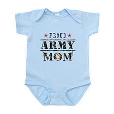 Army Mom Onesie