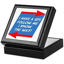 Follow Me Keepsake Box
