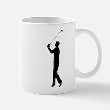 Golf Silhouette Mug