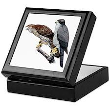 Birds of Prey Keepsake Box