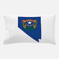 Nevada Flag Pillow Case