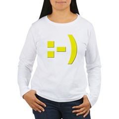 Text Smiley T-Shirt