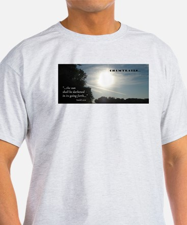 Chemtrails in the Bible T-Shirt