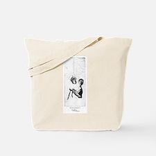 Backroom Conversations V Tote Bag