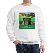 Cute Arboretum Sweatshirt