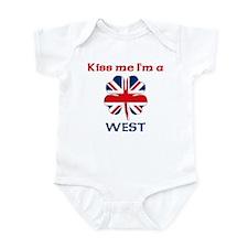 West Family Infant Bodysuit