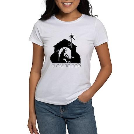 Nativity scene Women's T-Shirt