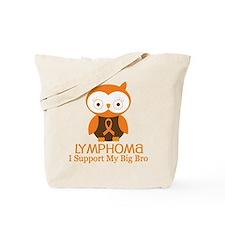 Big Bro Lymphoma Support Tote Bag