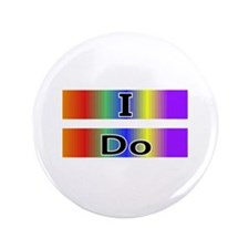"I Do-Equality for Marriage 3.5"" Button"