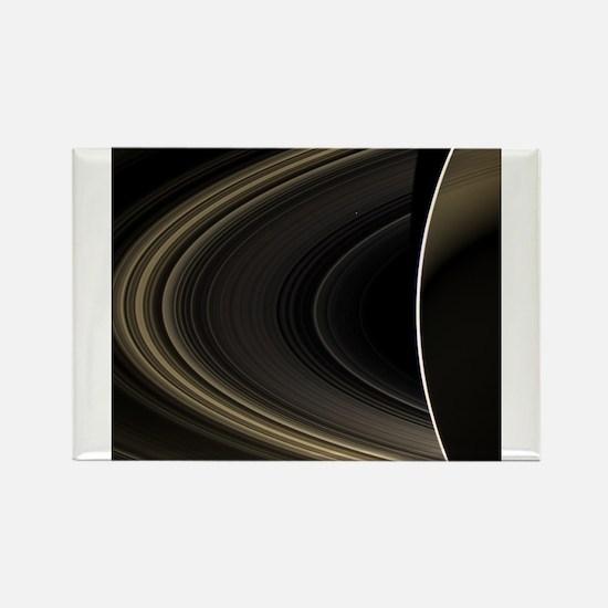 S Rings Rectangle Magnet