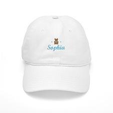 Blue Teddy - Sophia Baseball Cap