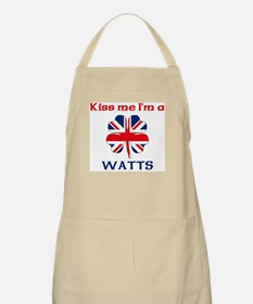 Watts Family BBQ Apron